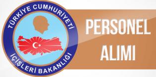 İçişleri Bakanlığı AB Uzman Yardımcısı Personel Alımı