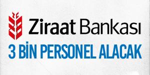 Ziraat Katılım Bankası 2015 Personel Memur Alımı