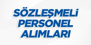 Türkiye'de Sözleşmeli Personel ve Memur Alımı