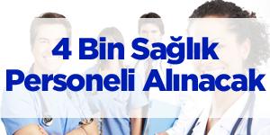2015/3 KPSS Kadrolu Sağlık Personeli Alımı