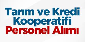 Kooperatif Görevlisi ve Ziraat Mühendisi Alımı