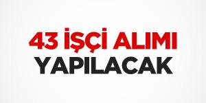İstanbul'da 43 Yeni İşçi – Personel Alımı