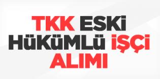 Türkiye Taş Kömürü Kurumu TKK İşçi Alımı
