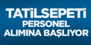 Tatilsepeti.com personel alımına başlıyor